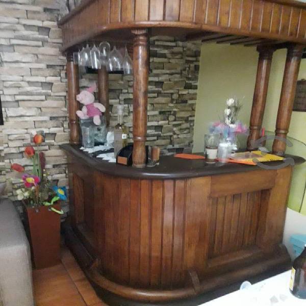 cantina de madera