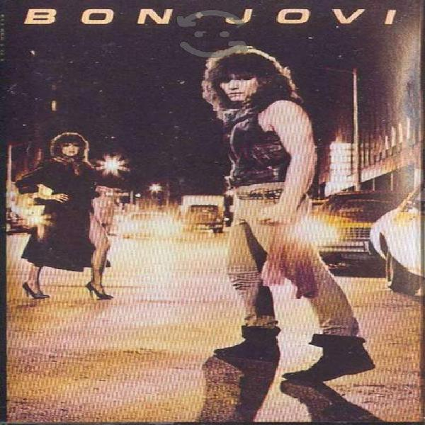 Bon Jovi Cassette Americano Made In Usa Cassette