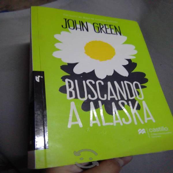 Buscando a Alaska de John Green