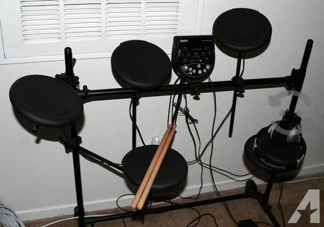 ION Sound Session Drums. Bateria Electrica