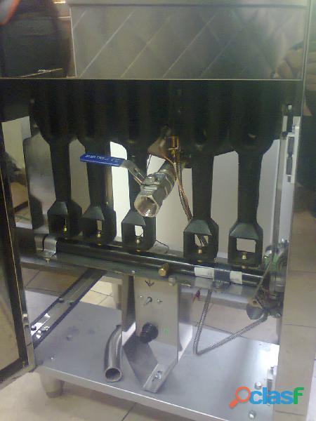 Reparacion de estufas y freidoras