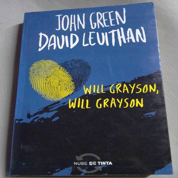 Will Grayson, Will Grayson por John Green