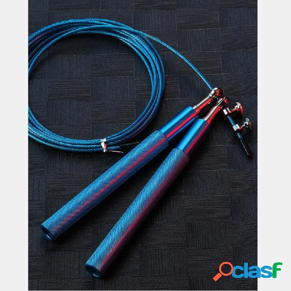 3M Saltar las cuerdas de saltar Cable de acero de velocidad