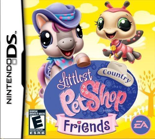 Amigos De Littlest Pet Shop Country Nintendo Ds