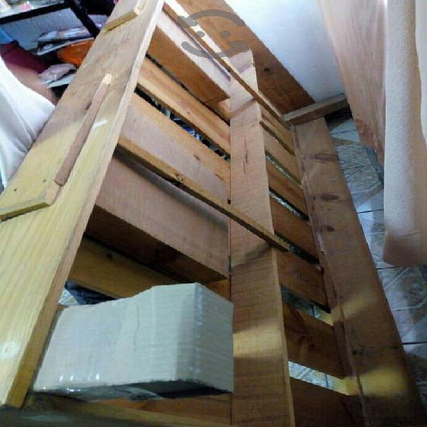 Base de Madera para colchón