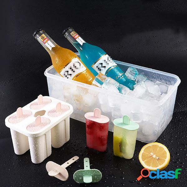 Bebé Niños Familia Reutilizable Congelado Molde de hielo