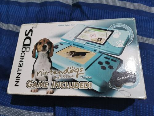Caja De Nintendo Ds Fat Nintendo Dogs Best Friends