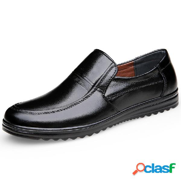 Calzado antideslizante resistente para hombres Pure Color