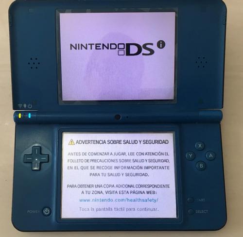Cosola Nintendo Dsi Xl En Color Azul