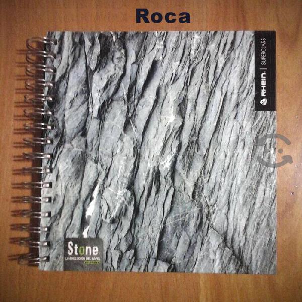 Cuaderno de PapelPiedra resistente al Agua
