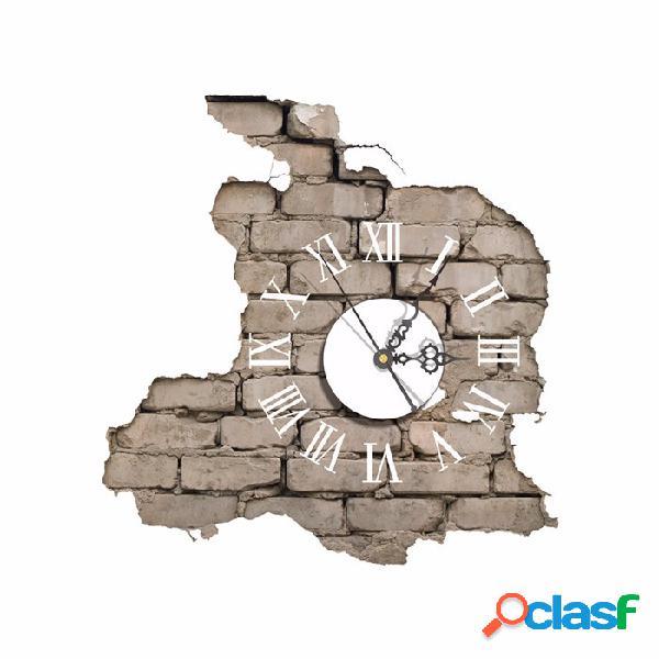 ETIQUETAS ENGOMADAS DEL PAG 3D Etiquetas engomadas del reloj