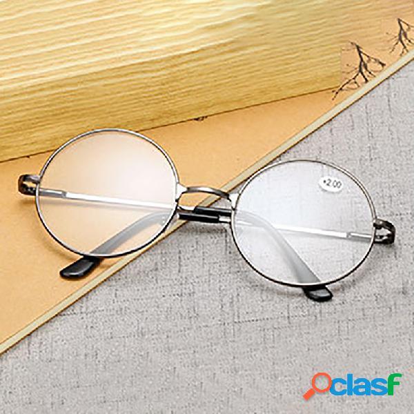 Espectaculos redondos Gafas de lectura Gafas de montura