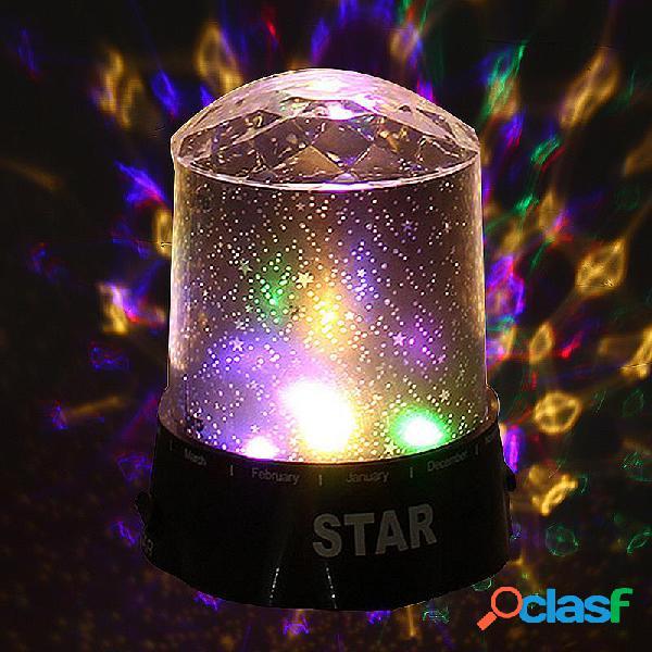 Fantastic Star Master Night light Sky LED Proyector Lámpara