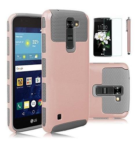 Funda Carcasa Para LG Tributo 5 LG K7 Funda Ec Premium Ex