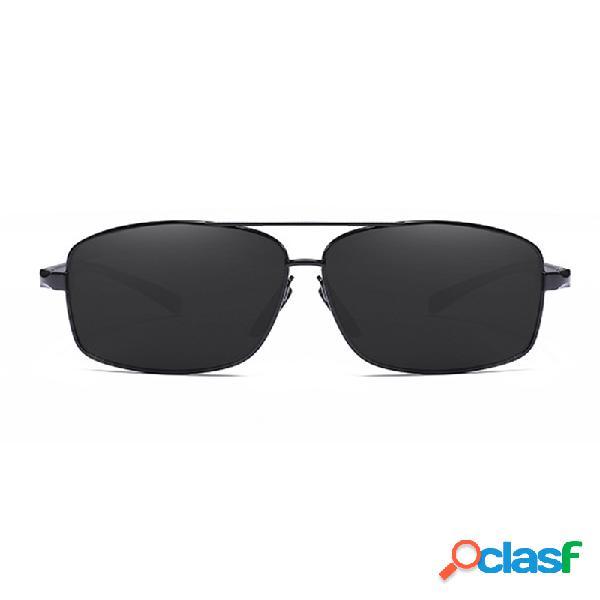 Gafas de sol polarizadas para hombre UV Protección al aire