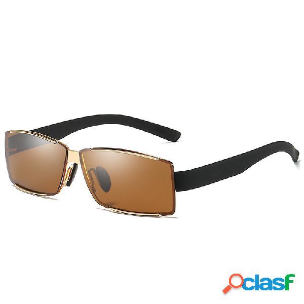 Gafas de sol polarizadas para hombre con estilo