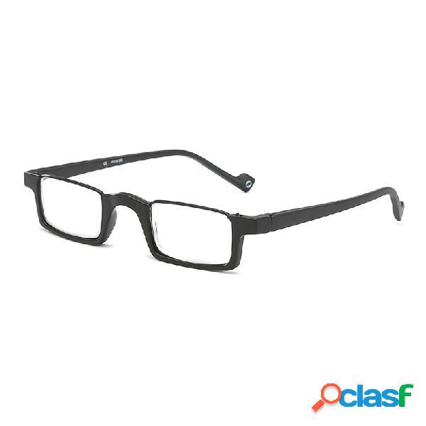 Hombres Mujer Lectura flexible de alta definición Gafas al