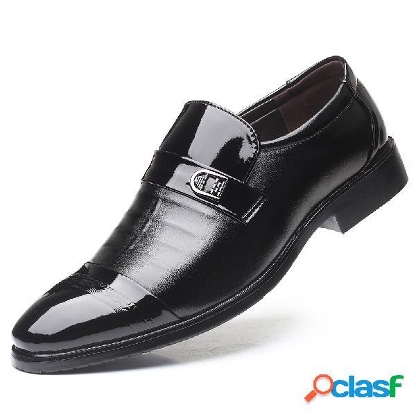 Hombres Zapatos sin cordones sin cordones sin cordones