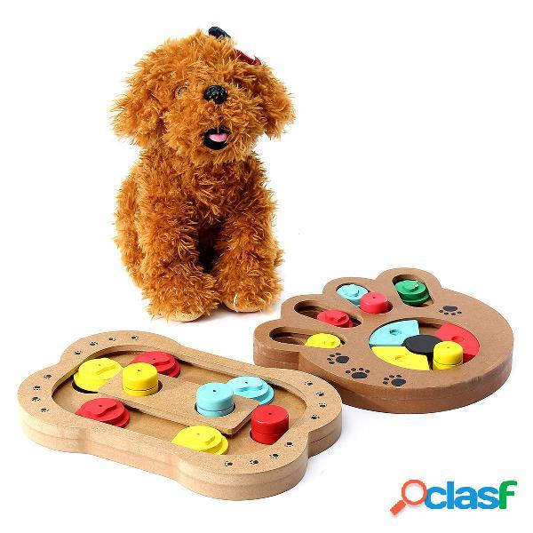 Juego de gato de perro de mascota Juego de juguete de