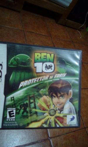 Juegos Originales D Nintendods Lite(ben 10,bomberman)