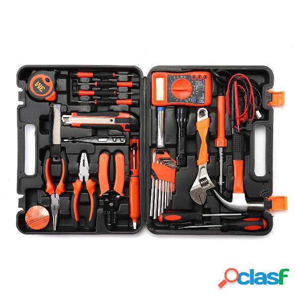 Kit de herramientas multifuncionales 35Pcs Conjunto Kit de