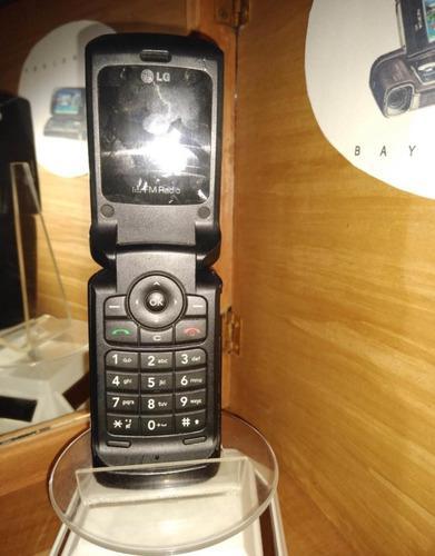 LG Gb126 Negro Telcel -- Envío Gratis --