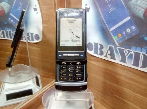 LG Me970d Negro Telcel