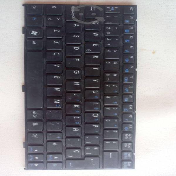 Modelos de teclados para laptop