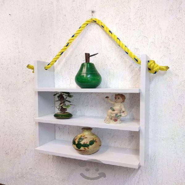 Mueble de repisas decorativo (nuevo)