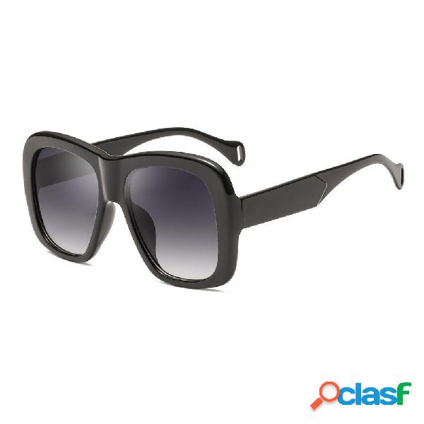 Mujer Gafas de sol anti-ultravioleta para hombre Gafas de