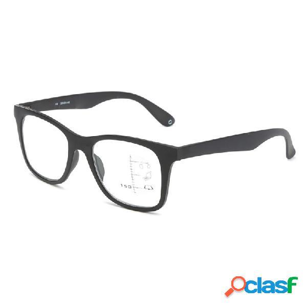 Mujer Marco de PC ultraligero flexible Lectura Gafas Gafas