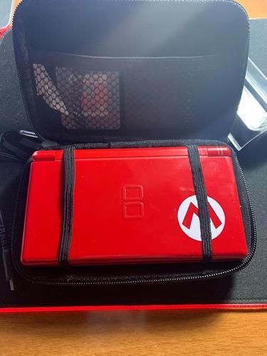 Negociable) Nintendo Ds Lite Edicion Mario + Adicionales