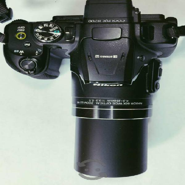 Nikon coolplix b700