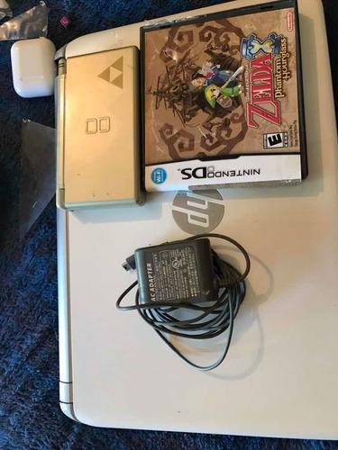Nintendo Ds Edicion Especial Zelda (no Funcióna)