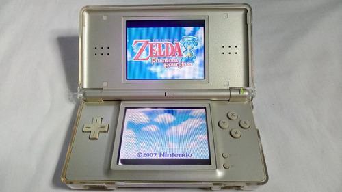 Nintendo Ds Lite Coleccionista Edicion Zelda + R4