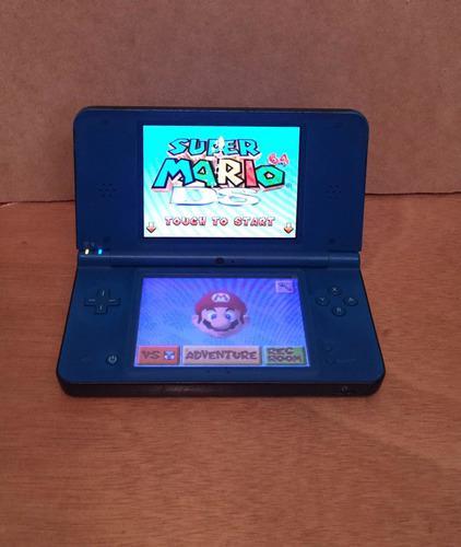 Nintendo Ds Xl Con Super Mario 64 Usado Envio Gratis