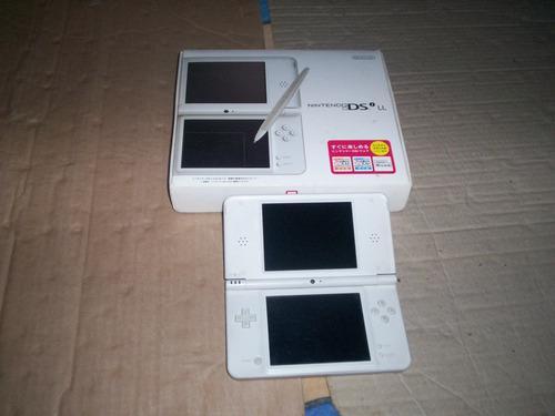 Nintendo Dsi Xl (japones) Ll Completo Caja Y Manuales Dsi Ll