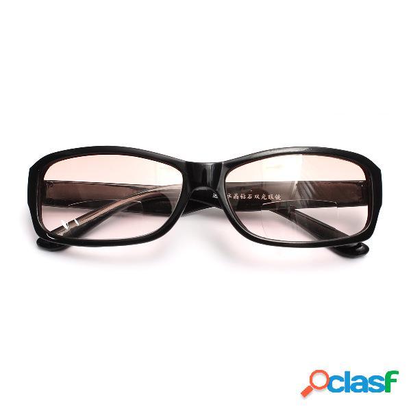 Nuevo Bifocal negro Gafas de lectura Gafas de sol Gafas de