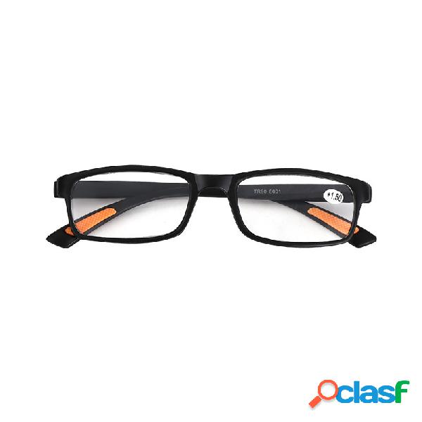 Nuevos anteojos de lectura unisex Gafas presbyopic ligeras