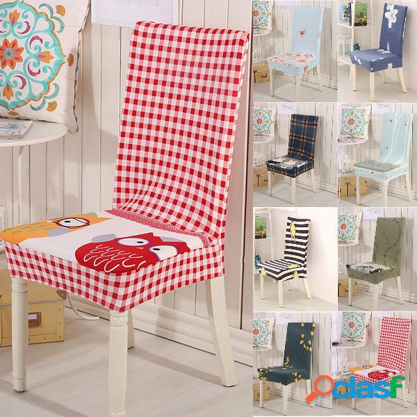 Protector de la cubierta de la silla extraíble de estilo
