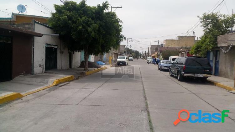 Terreno comercial en renta en Ampliación Emiliano Zapata,