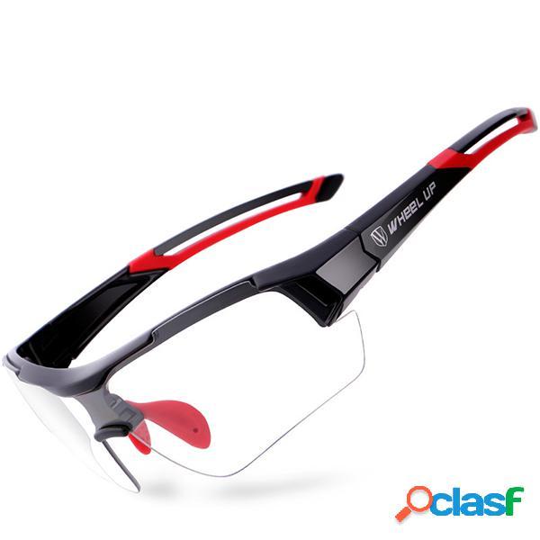 Wheelup Mountain Bike Decoloration Riding Gafas Gafas de sol