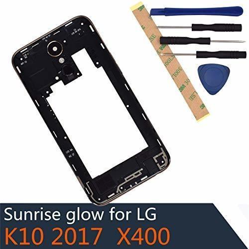 X400 Marco De Fotos Para LG K10 2017 M250n LG K20 Plus Vs501