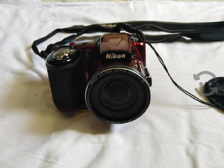 cámara nikon coolpix L830