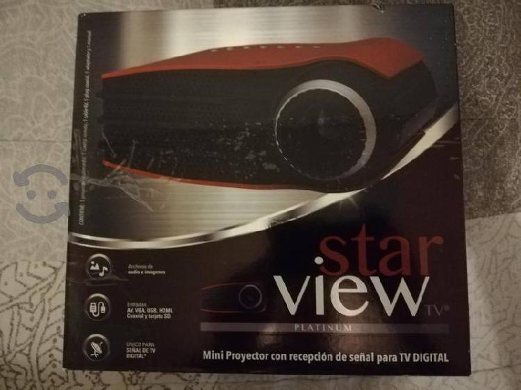 proyector star View platinum nuevo