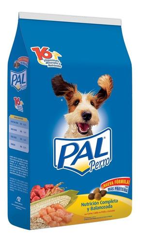 Alimento Para Perro Pal Champ Bulto 25 Kg