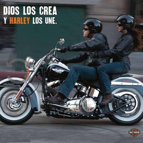 Botas Harley Davidson Biker Mod.Clint Brown talla9