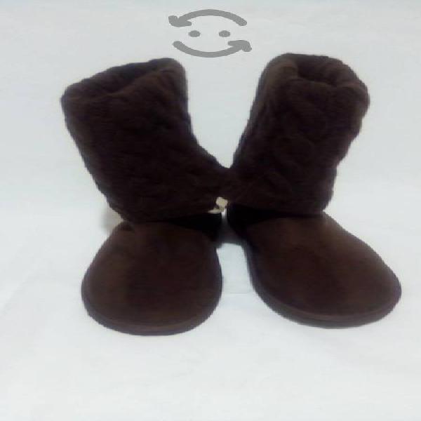 Botas cafés botas para niña botas de mujer