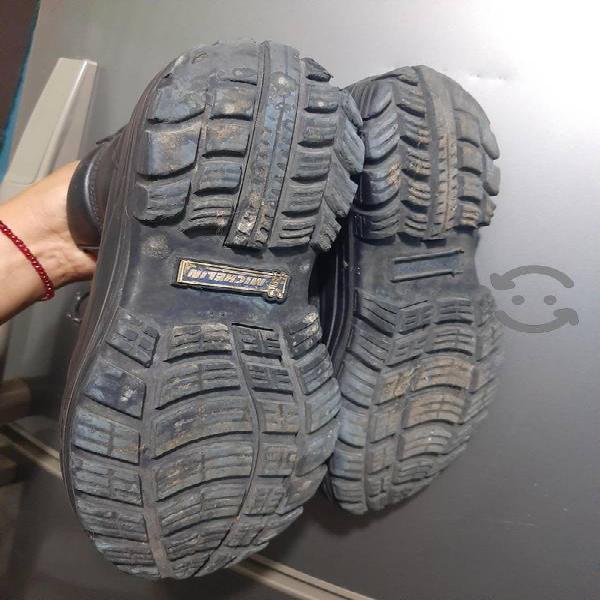 Botas de trabajo Michelin