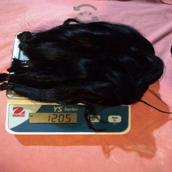 Cabello Humano Natural 120 gramos